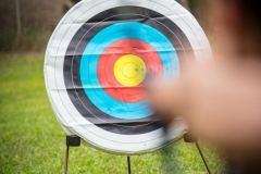 Archery – Improve your focus and concentration as you take a bow and arrow, aim for a target, release and watch it soar.