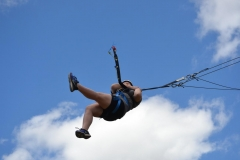Giant swing – Experience the ride of your life as you swing sky high atop stunning landscape.
