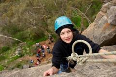 Rock climbing (off site)