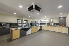 Self service kitchen