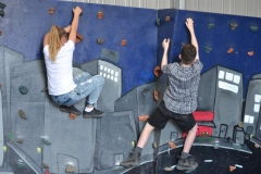 Bouldering Wall – Put your strength and endurance to the test as you clamber around our indoor course