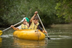 Canoeing – Build resilience and learn the basics of canoeing as you paddle down the beautiful Onkaparinga River