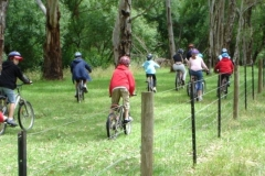 Mountain Biking – Get your heart rate up as you experience the thrill of riding along the river and off-road