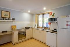 Riverview Retreat Kitchen