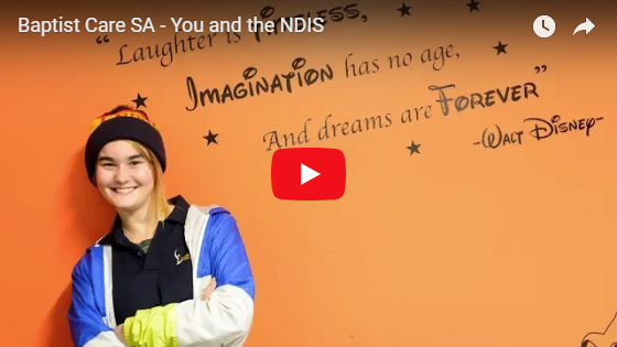 You and the NDIS
